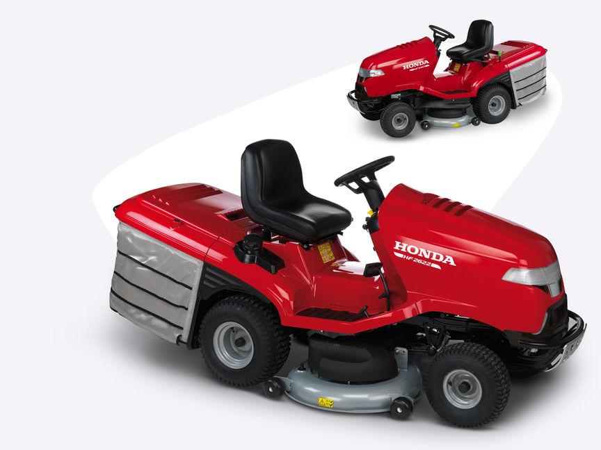 Honda gräsklippare manual