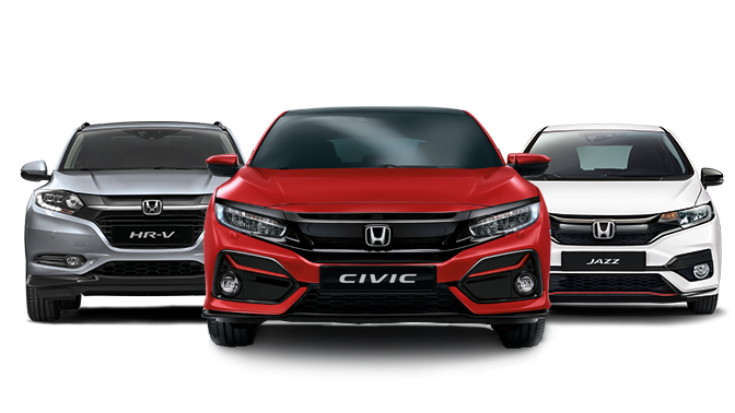 Image civic crv, jazz